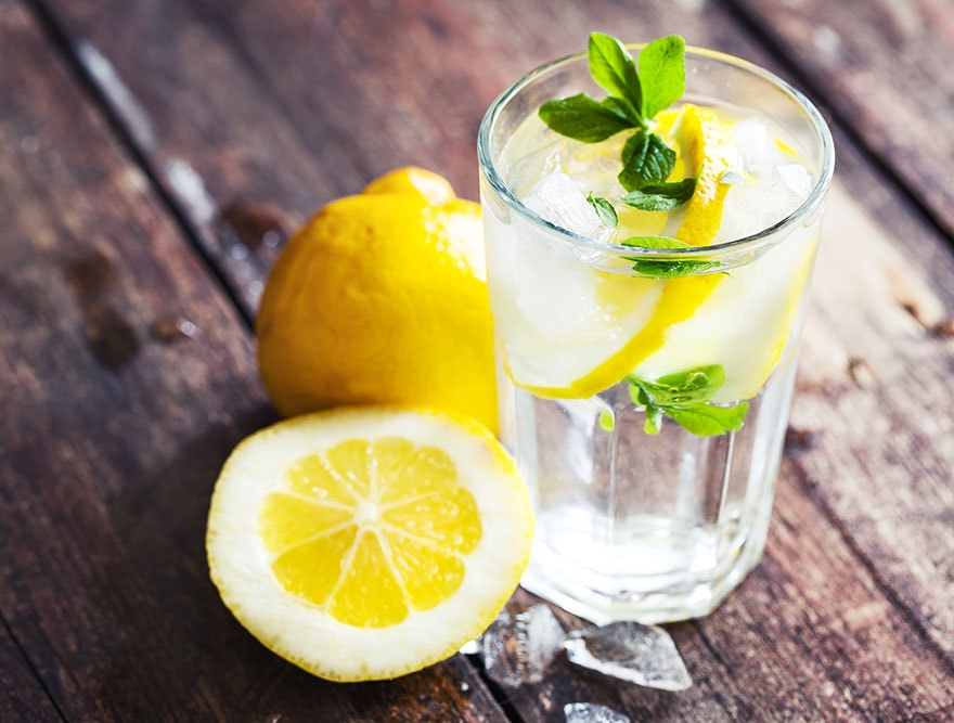 Lemon Water. Fad Or Fabulous?