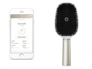 Kerastase Hair Coach - Is Your Hair Brush Smart Enough?
