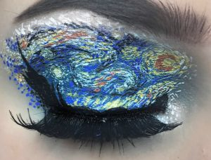 Eyelid Art: The Stunning Make-up Designs of Stefania Atupe