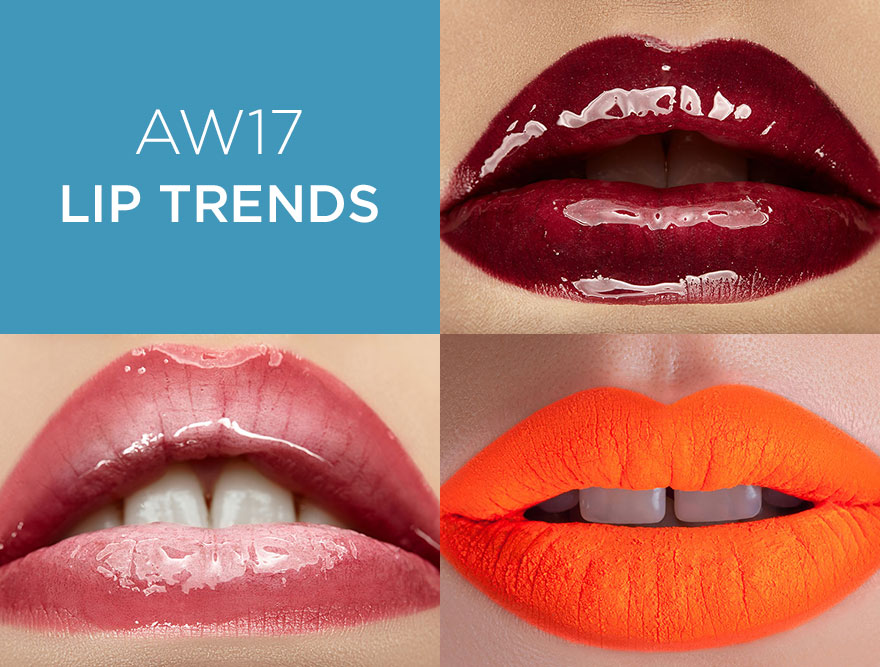 Autumn Lip Trends