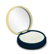 Luxurious Vanilla Mirror Compact