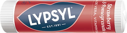 Strawberry and Pomegranate Lypsyl